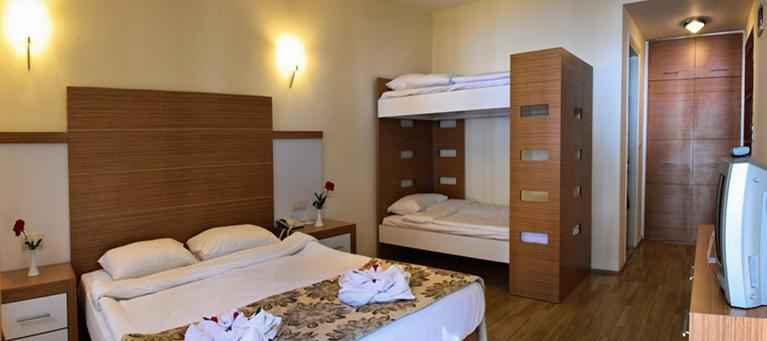 Hotel Omer Holiday Resort 4
