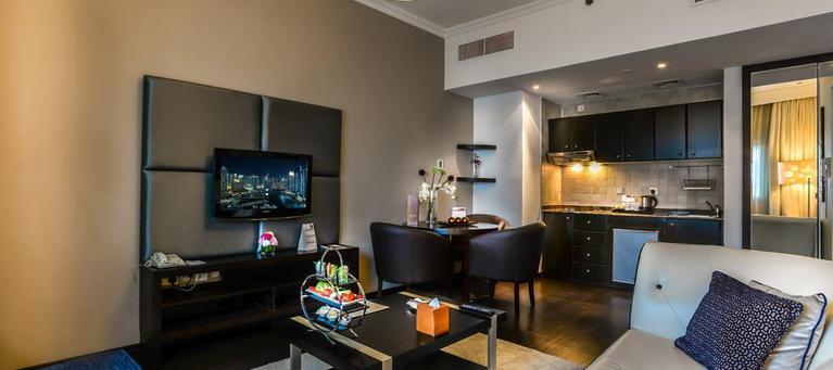 Хотел First Central Hotel Apartments 4*