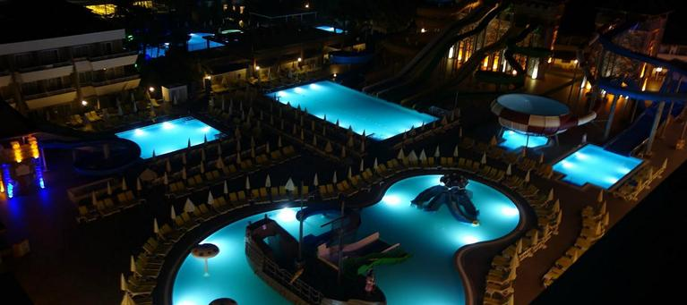 Хотел Eftalia Splash Resort 5*