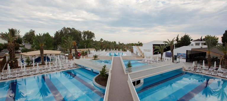 Хотел Kirman Sidemarin Beach & Spa 5*